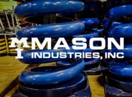 Mason INdustries closeup spring Vibration Isolation, Seismic & HVAC Solutions. Melbourne, Victoria, Australia.