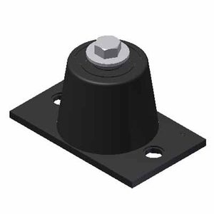 ND 1 ND Series Rubber Vibration Isolation Mounts