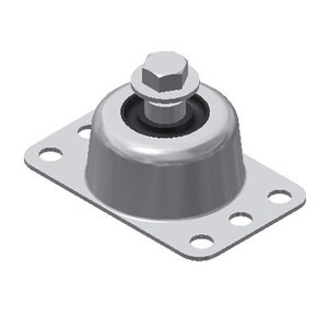 SEISMIC 1 RUBBER MOUNTS AND PADS
