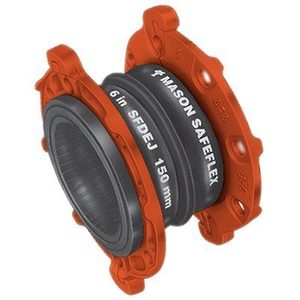 SFDEJ Square 400x400 1 MASON SAFEFLEX Flexible Rubber Expansion Bellows
