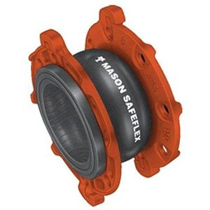 SFEJ Square 400x400 1 MASON SAFEFLEX Flexible Rubber Expansion Bellows